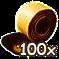 100 Ninjaklebeband.png